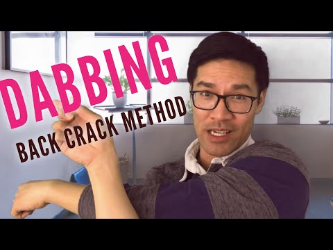 Back Crack Method Technique Lesson Tutorial