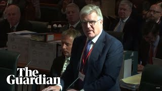 UK supreme court hears challenge on parliament's suspension - watch live