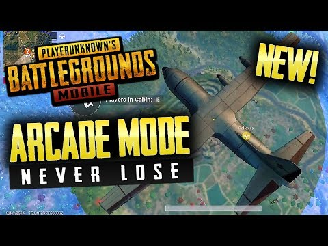NEW PUBG MOBILE UPDATE - ARCADE MODE - TIPS TO NEVER LOSE!