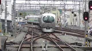 西武鉄道特急「小江戸92号」車窓(飯能→本川越)