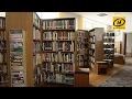 Библиотека им. Пушкина хранит традиции, но и следует времени