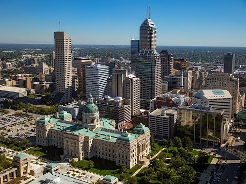 Indianapolis City in Indiana USA || Travel 4 All