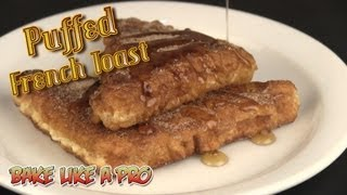 Puffed French Toast Recipe