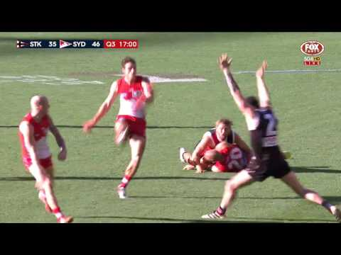 Round 9 AFL - St Kilda v Sydney Highlights