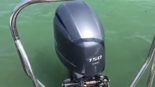 Yamaha 4stroke Outboard Vs Evinrude 2stroke Etec
