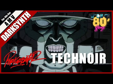Brain Damage (Perturbator (Feat. Noir Deco) - Technoir) [AMV] - Видео с YouTube на компьютер, мобильный, android, ios