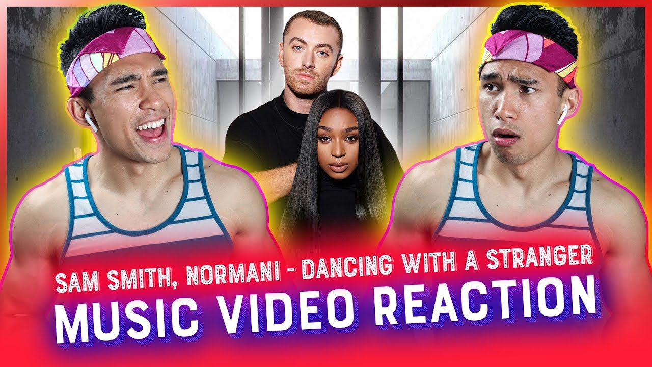 SAM SMITH, NORMANI - DANCING WITH A STRANGER MUSIC VIDEO REACTION // RWRG image
