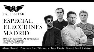 Elecciones en Madrid: el futuro de España en juego.
