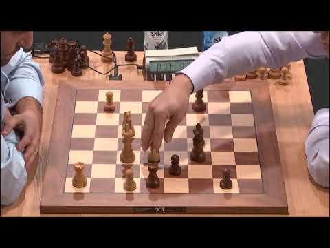 GM Aronian (Armenia) - GM Carlsen (Norway)
