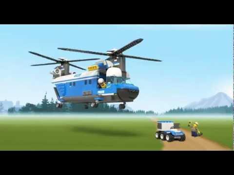 Heavy-Lift Helicopter LEGO 4439 - YouTube