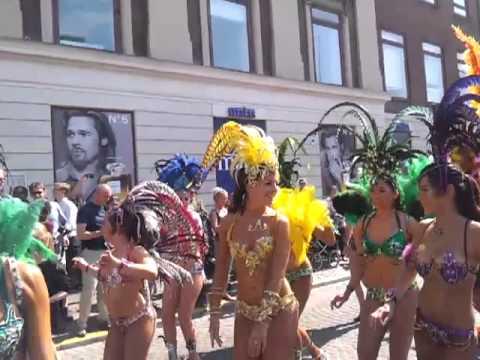 Copenhagen Carnival May 2013 (Brazil/Samba group)
