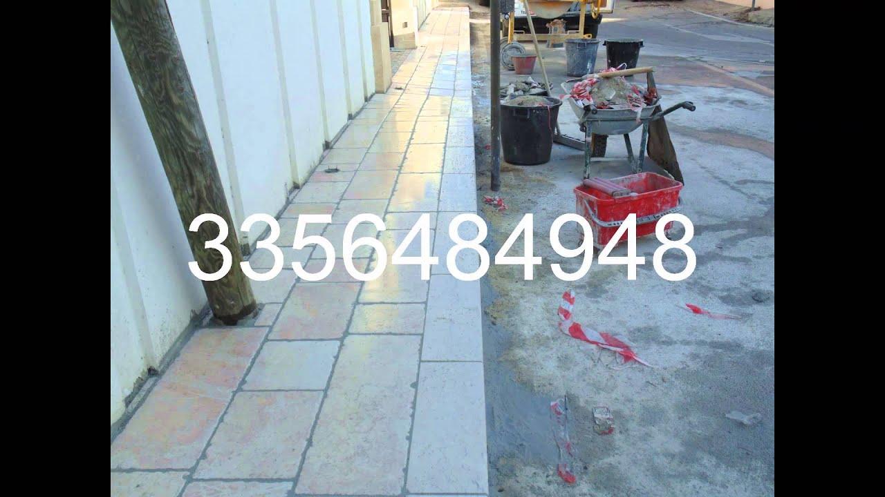 Marciapiedi Esterni Casa : Progetto realizzazione piastrelle esterno idee ristrutturazione casa