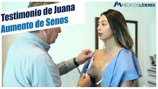 Testimonio de Juana (25 años) de Aumento de Senos (con Fotos)