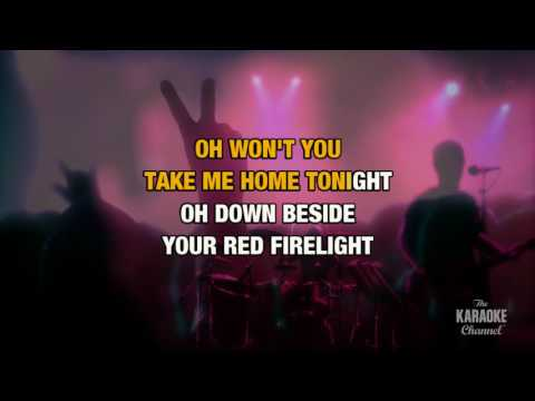 Fat Bottomed Girls in the style of Queen | Karaoke with Lyrics
