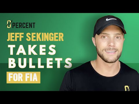 Jeff Sekinger Gets Shot For His Consulting Clients (FIA Review)