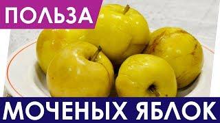 Польза моченых яблок. Как правильно их мочить?