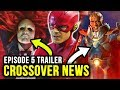 Download First Look at THE MONITOR & Ragdoll Arrives! - The Flash Season 5 Episode 5 Trailer