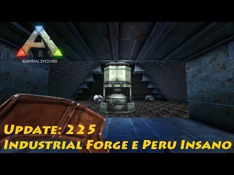 Ark Survival Evolved Update 225 - Industrial Forge e Super Turkey