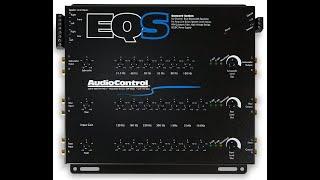 Prueba de Sonido Con Ecualizador EQS Audiocontrol BajaSubbass