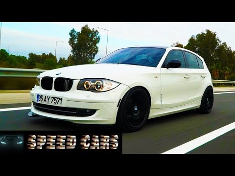 BMW Serie 1 E87 Brutal Acceleration Burnout Drift And Exhaust Sound