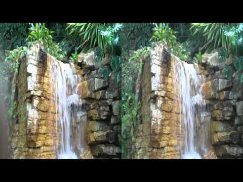 KC Westin Crown Center Waterfall