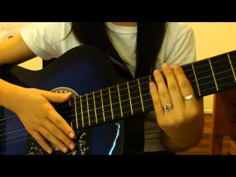Lovebug by Jonas Brothers guitar tutorial