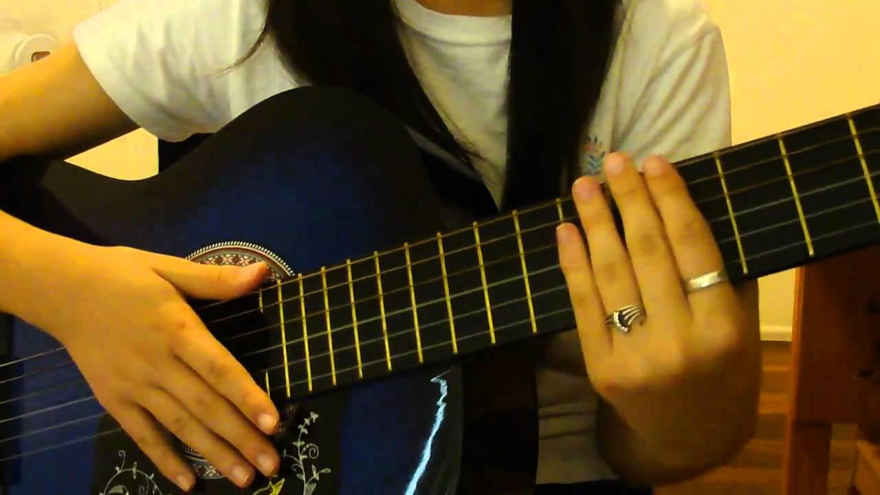 Lovebug By Jonas Brothers Guitar Tutorial Youtube
