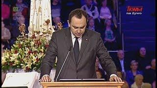XXVII Rocznica Powstania Radia Maryja: List Prezydenta Andrzeja Dudy