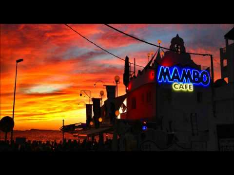 Andy Styles at Cafe Mambo Ibiza (Sunset) 8/10/2014