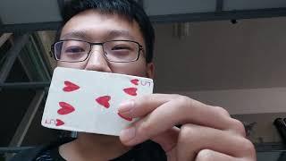 Magician 對折變牌