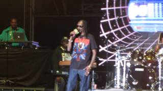Snoop Dogg - Gin & Juice Live Middlesbrough 9/6/2014