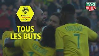 Tous les buts de la 26ème journée - Ligue 1 Conforama / 2018-19