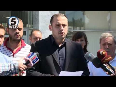 ВМРО-ДПМНЕ: Одлуката за притвор е срамна