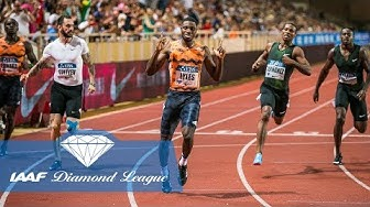 The best of Noah Lyles - IAAF Diamond League