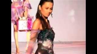 Delhi fashion show extravaganza