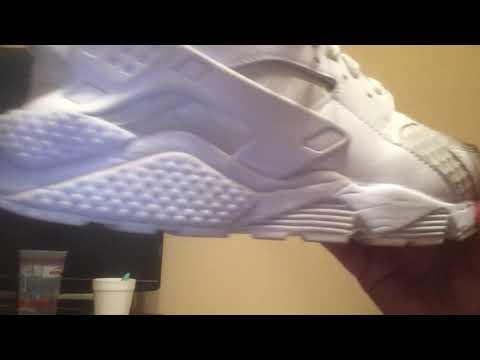 How to clean white huaraches 👟