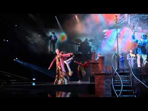 Get Back - Cirque Du Soleil  - Outros Mundos