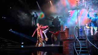 Video Get Back - Cirque Du Soleil  - Outros Mundos download MP3, 3GP, MP4, WEBM, AVI, FLV Agustus 2018