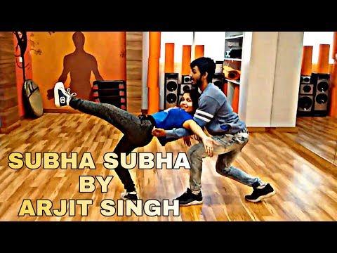 Subah Subah (Dance Video) | Arijit Singh |Amaal Mallik| Sonu KeTituKi Sweety||choreography bollywood