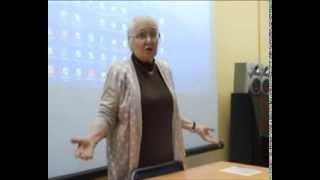 ЕГТИ Конференция по речи 2013