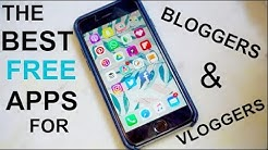 The Best Free Apps to Help Market Your Blog