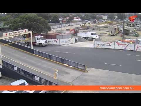 Cranbourne Park Development Timelapse