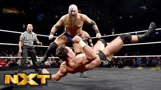 The War Raiders tear into the NXT Tag Team division in shocking debut: WWE NXT, April 11, 2018