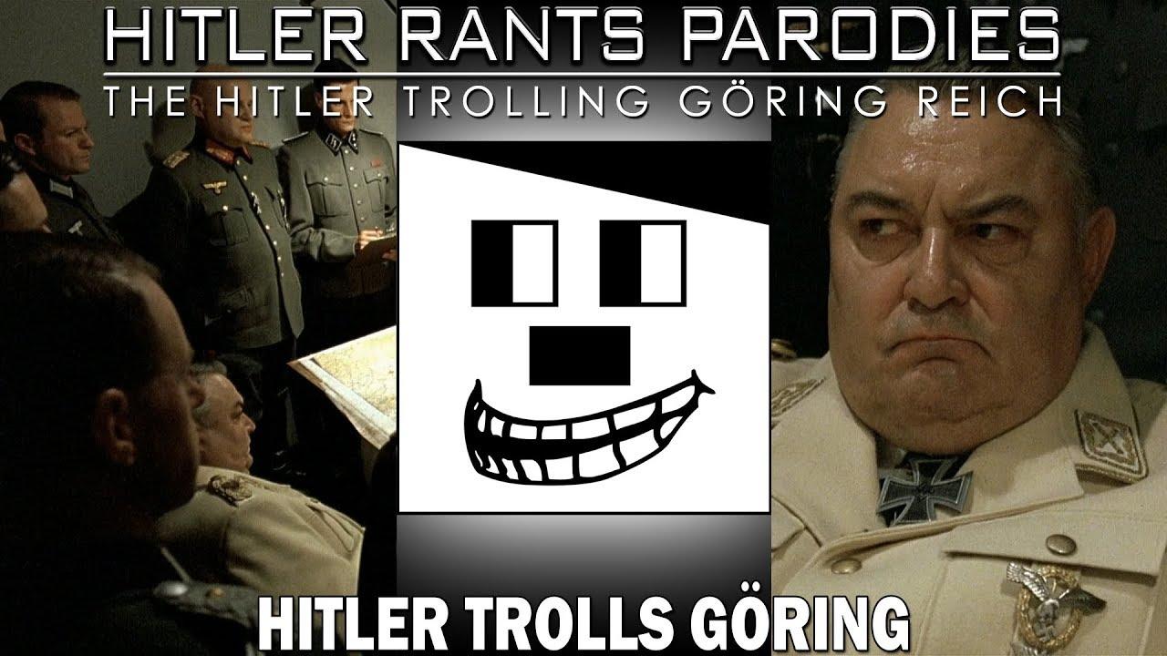 Hitler trolls Göring