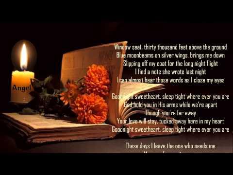Good Night Sweetheart ⋯✰⋯ David Kersh