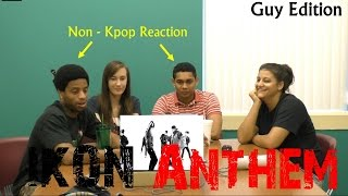 Gambar cover Ikon - Anthem - Non-Kpop Fan Reaction - Guy Edition (Last Special Video)