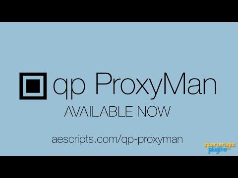qp ProxyMan Teaser - YouTube