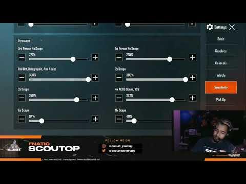 Pubg best settings launch options