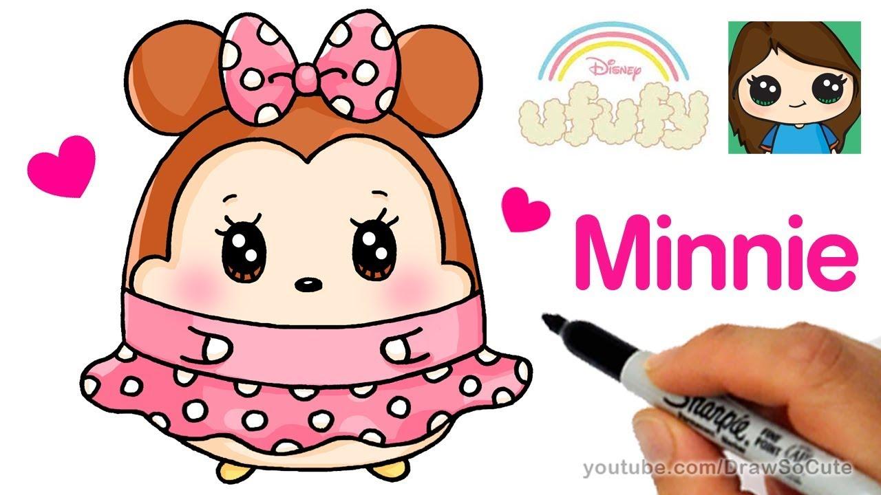How to Draw Minnie Mou...