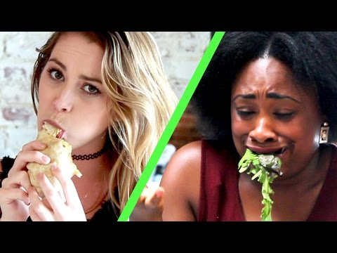 Thumbnail: When You're On A Diet But You Love Food